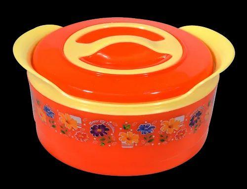 Manish Plastic Insulated Casserole(Aroma 4500)