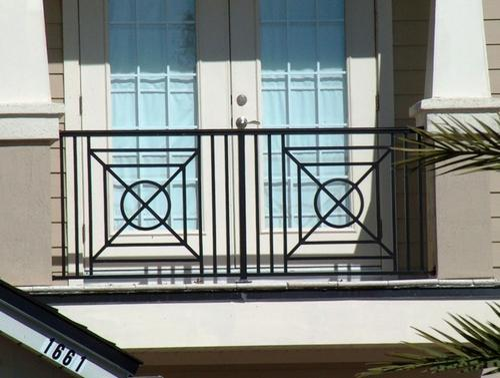 We Will Make Iron Modern Designer Balcony Railing, Rs 169 ...