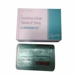 Clomiphene Citrate Tablets IP 50mg