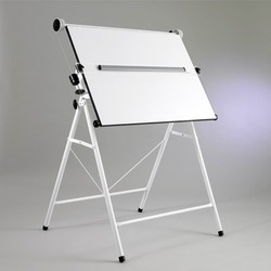 Drawing Board Stand Lever Model