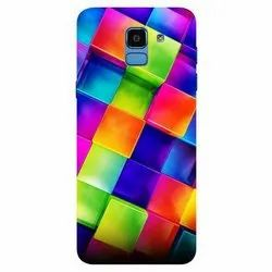 Plastic Printed Mobile Back Cover