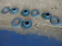 Blue TARPAULINS Plastic Eyelets, For Tarpolines and green nets, Packaging Type: Poly Packet