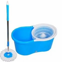 Magic Mop with 360 Spin Bucket