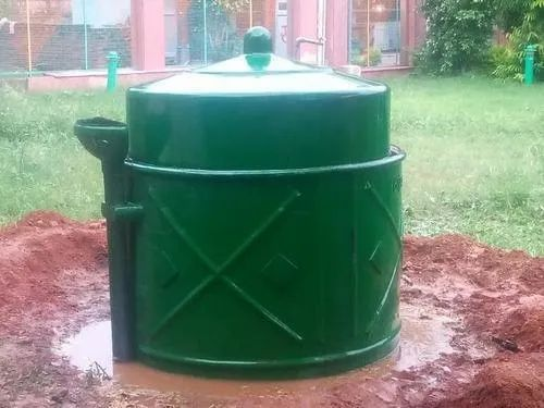 Lieblings Automatic Bijson Mini Biogas Plant, For Agricultural, Rs 50000 &AA_75