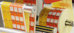 Self Adhesive Label for Pharma Industries
