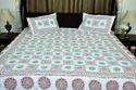 Block Print Double Bedsheet