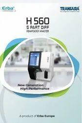 Hematology Analyzer H560-Erba