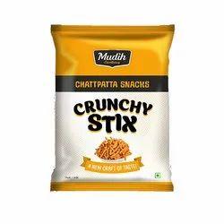 150 Gram Crunchy Stix, Packaging Type: Packet