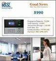 Essl X990 Biometric Attendance Machine