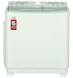 Godrej 8.5 kg Semi Automatic Top Load Washing Machine, GWS 8502 PPL, Apple Green