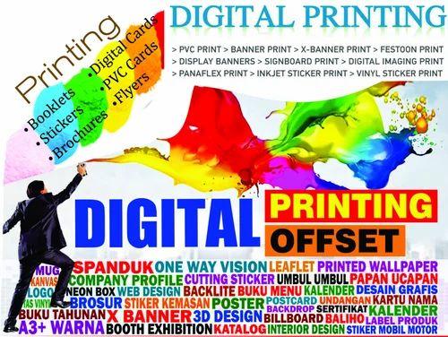 Printing Solution Digital Printing Solutions In Baithak