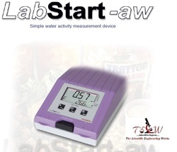 Water Activity Meter Lab Start