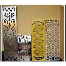 Stainless Steel Laser Cut Jali