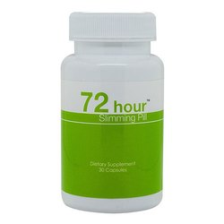 72 Hours Slimming Pill, For Personal, Packaging Size: 30 Capsules