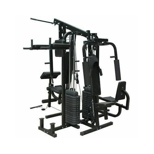 Fitness Equipment Services: 8 Station Multi Gym Machine At Rs 90000 /piece