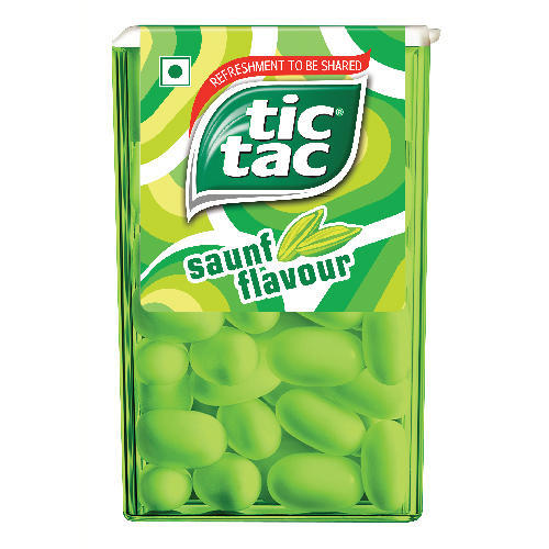 Tic Tac Saunf at Rs 10 /pack   Mukhwas - Ferrero India Private ...