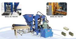 Automatic Fly Ash Bricks Making Plant