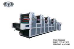 Paper And Non Woven Printing Machine