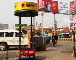 Traffic Booth Advertising Services