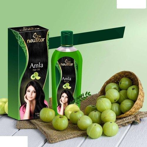 Neustar Herbal Amla Hair Oil Liquid Rs 125 Piece Km Enterprises Id 22209170997
