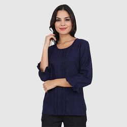UB-TOP-4P-0025 Corporate Female Top