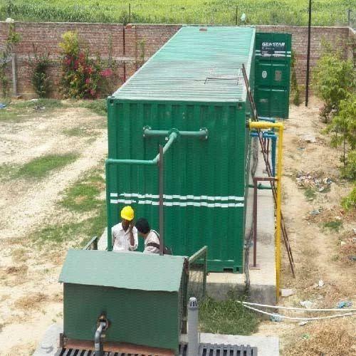 Eco chem Automatic Laundry Wastewater Treatment Plant ...
