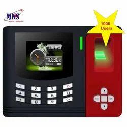 Realtime Biometric Machine
