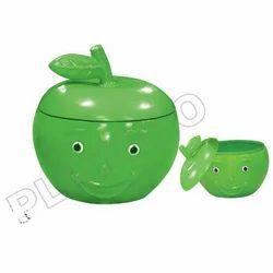 Green Apple Toy Box