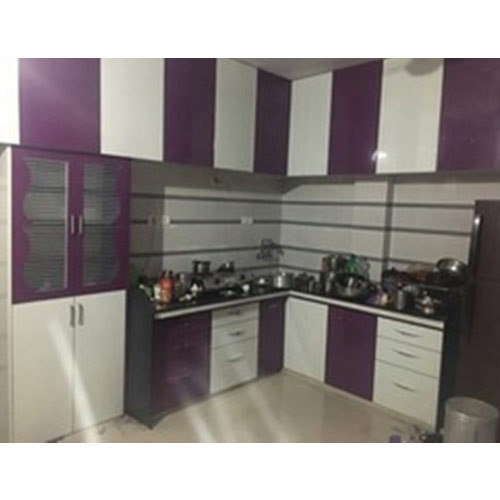 Pvc Modular Kitchen Manufacturer From: PVC Designer Modular Kitchen, पीवीसी की मॉड्यूलर रसोई