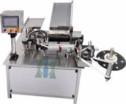 Automatic Rotary Ampoule Sticker Labeling Machine