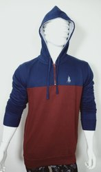 Mens Half Zip Hoodies