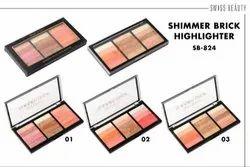 Swiss Beauty SB-824 Shimmer Brick Highlighter