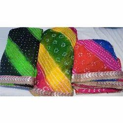 Rajasthani Bandhej Sarees