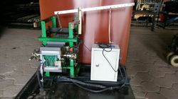 Hand Loom Electronic Jacquard Machine