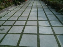 Blue Kota Stone, for Hardscaping, Thickness: 10-40 Mm