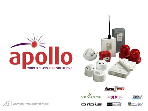 Conventional Addressable Fire Alarm System Apollo Smoke Detector Manufacturer From New Delhi