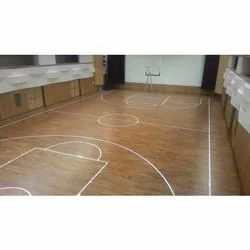 Hall Wooden Flooring