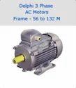 Delphi 3 Phase Ac Motor