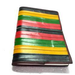 Colorful Designer Leather Handmade Writing Journal