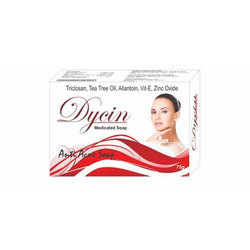 Triclosan Tea Tree Oil Allantoin Vitamin E Zinc Oxide Soap, Pack Size: 75, g