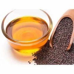Wooden Pressed Mustard Oil