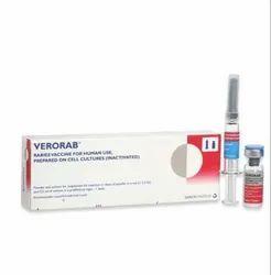 Verorab Rabies Vaccine, 0.5 ml, Prescription
