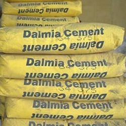 Dalmia Cement, Packing Size: 50 Kg