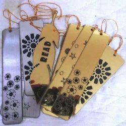 Metal like Golden Bookmark