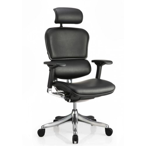 MD High Back Leatherette Chair