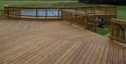 Deck Lawn Flooring