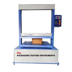 Digital Box Compression Strength Tester For Transport Packages, Capacity: 2000 kg