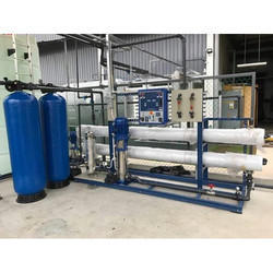 10000 LPH FRP Reverse Osmosis Plant