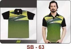 SB-63 Polyester T-Shirts