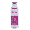 White Faiza Moisturizing Lotion With Peach, Packaging Size: 100ml, For After Shower
